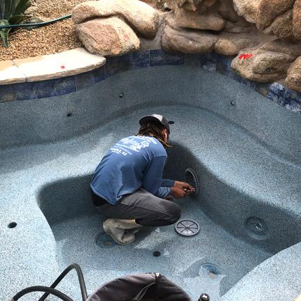 Pool remodeling warranties details phoenix pool service warranty